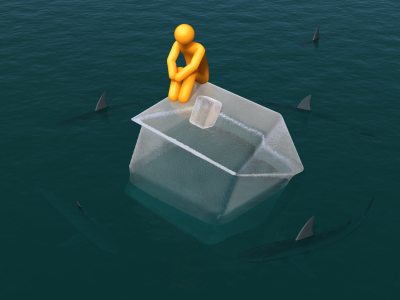 Underwater mortgage by robert paul