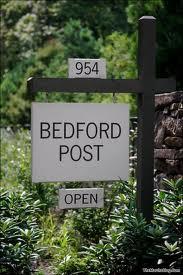 Bedford post by r paul